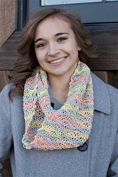 Free Cowl Pattern From Cascade Yarns
