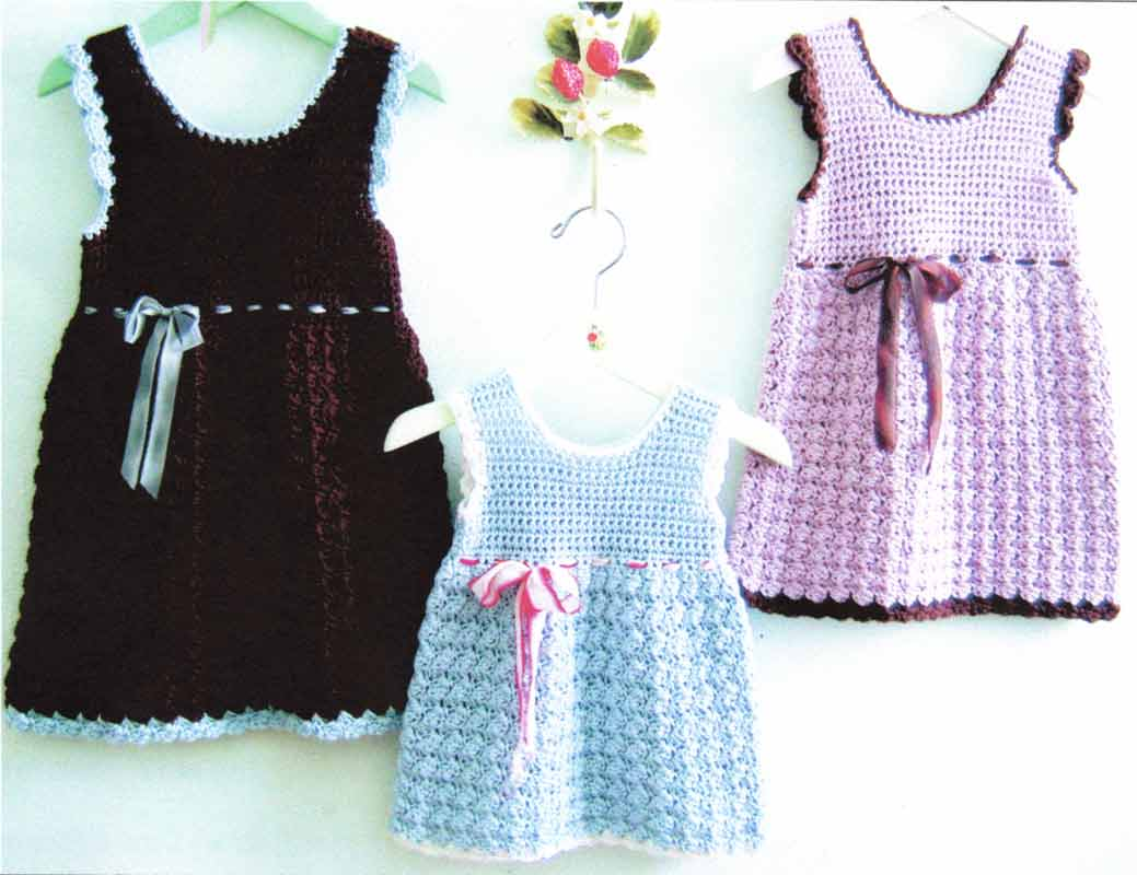 Bella Baby Dress Pattern